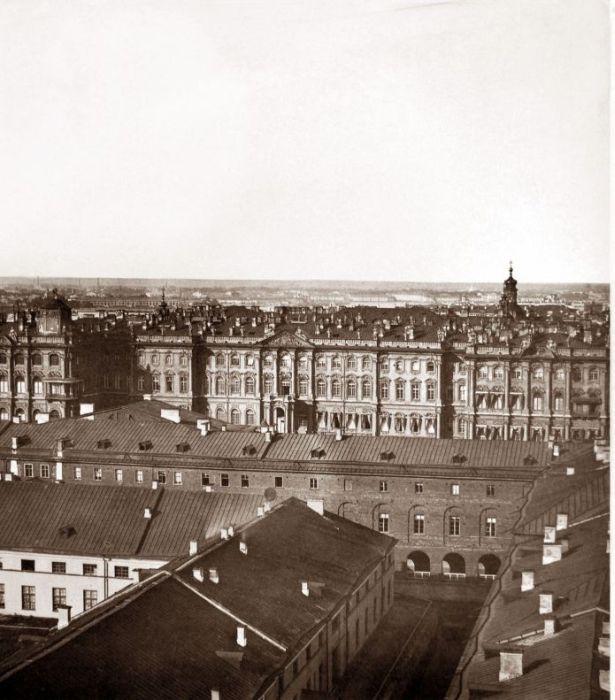 Петербург 1861 год
