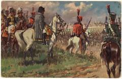 Наполеонъ подъ Москвой