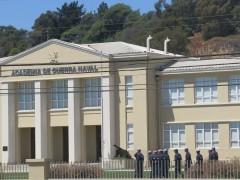 Военно-морская академия Чили, Вальпараисо