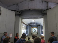 Комплекс подземных сооружений в Балаклаве