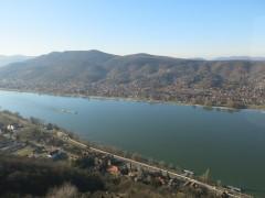 Дунай в Вышеграде