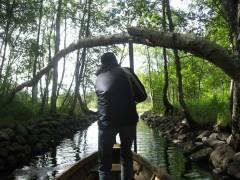 Каналы на Соловках