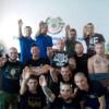 «Азовцы» в Главуправлении МВД в Киевской области.