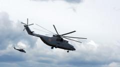 Высадка десанта с Ми-26 окончена