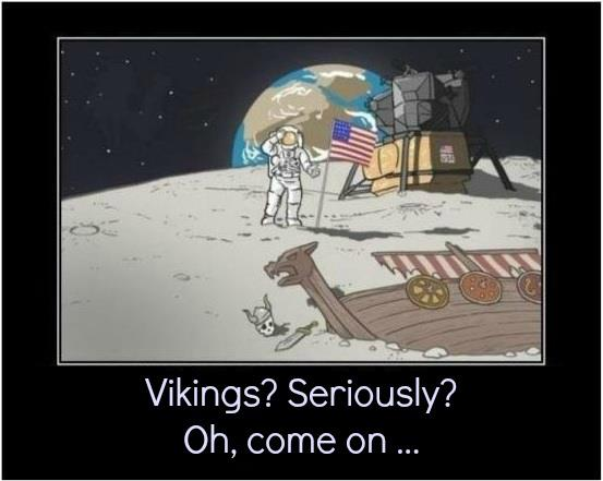 Vikings Moon