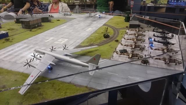 Аэропорт макет своими руками 58