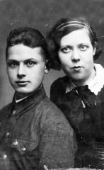29.  Валерий и Валентина Булычевы 1935