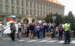 Бессмертный полк, Прага, 8.5.2016