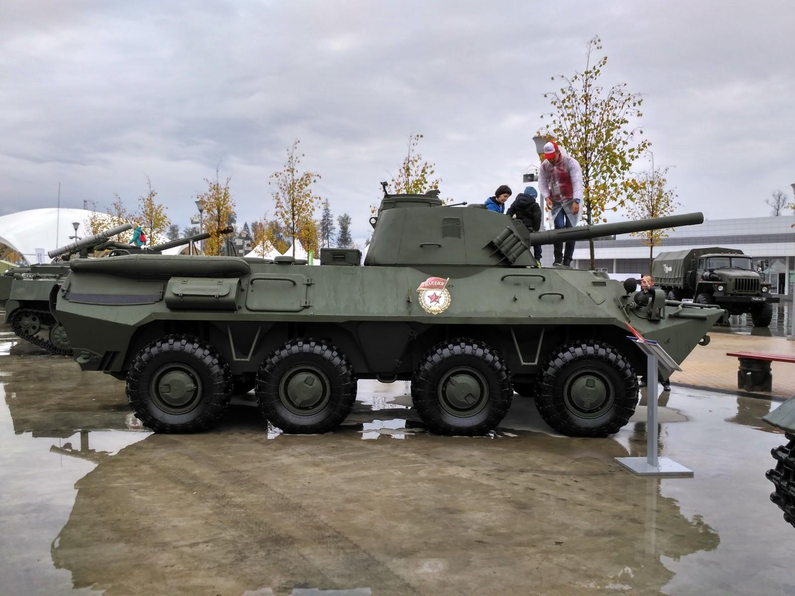 120-мм батальонное самоходное артиллерийское орудие 2С23 «Нона-СВК»