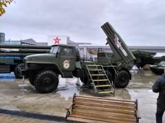 122-мм реактивная система залпового огня 9К51 «Град»