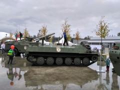 Самоходный противотанковый ракетный комплекс 9К114 «Штурм-С»