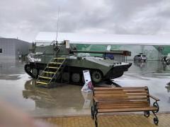 122-мм полковая самоходная гаубица 2С1 «Гвоздика»