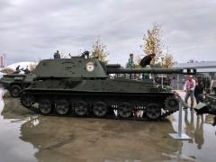 152-мм дивизионная самоходная гаубица 2С3 «Акация»