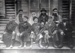 Столыпинские переселенцы