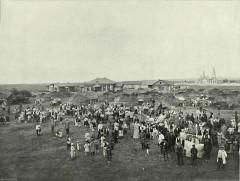 Переселенческий пункт близ ст. Канск.