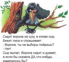 Выборы Ворона