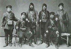 Коновалы Архангельской губ. Мезенского уезда. Фото неизвестного автора, 1890-е.