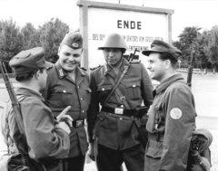 Армия и полиция ГДР