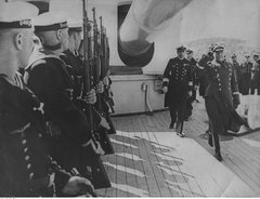 Как польские моряки с нацистами дружили