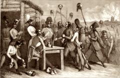 Почём польские скальпы? Галицийская резня 1846 г.