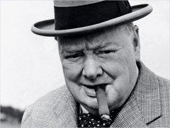 Черчилль о Польше.