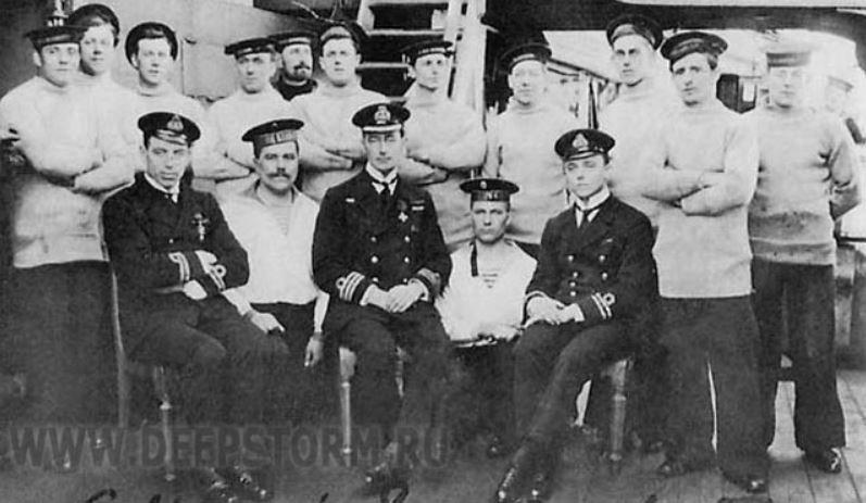 Английские подводные лодки в составе Балтийского флота, 1914 - 1918 гг.