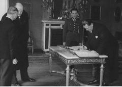 Визит Германа Геринга в Польшу.