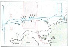 Гибель 10-й флотилии эсминцев Германии, 1916 г.