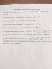 Штрафы за использование русского языка в Харькове.