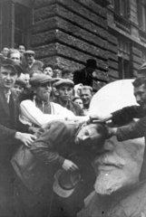 Львовский погром 1941 г.