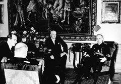 Секретный пакт Польши и Германии против СССР.
