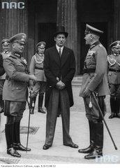 Бек и немецкие генералы.