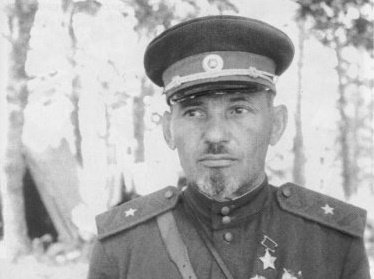 Сидор Ковпак.