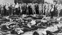 Жертвы Каунасского погрома, июнь 1941 года.