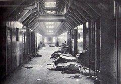 В Тампере, захваченном шюцкоровцами 6 апреля 1918 года, было убито около 200 русских мирных жителей.