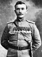 Казак Иван Пашнин.