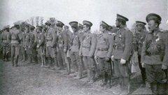 Вручение наград келлеровцам (ОКВ, 1-й полк).