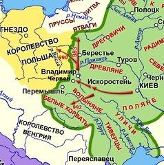 Первые русско-польские войны