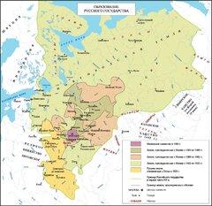 Восстановление Русского государства