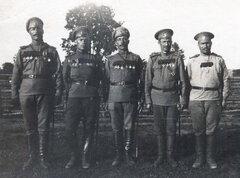 Двадцать Георгиевских крестов на пятерых