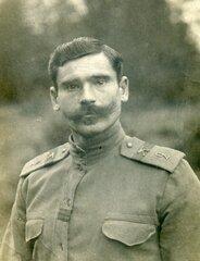 Солдат РИА, кавалер ГК, спецзнак пулеметной команды